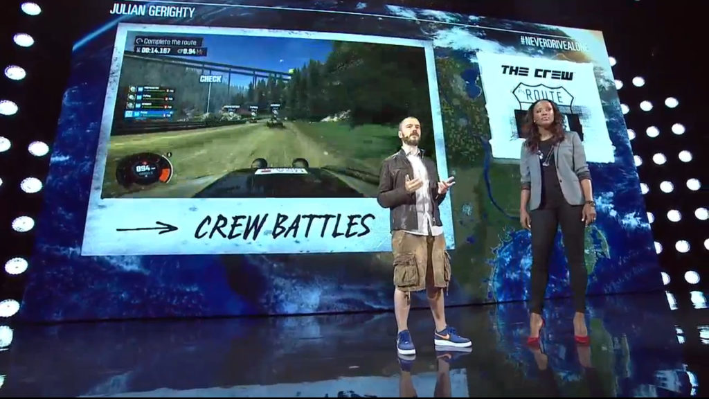 Ubisoft E3 Press Event